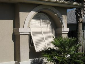 Website - Arched Bahama Shutter